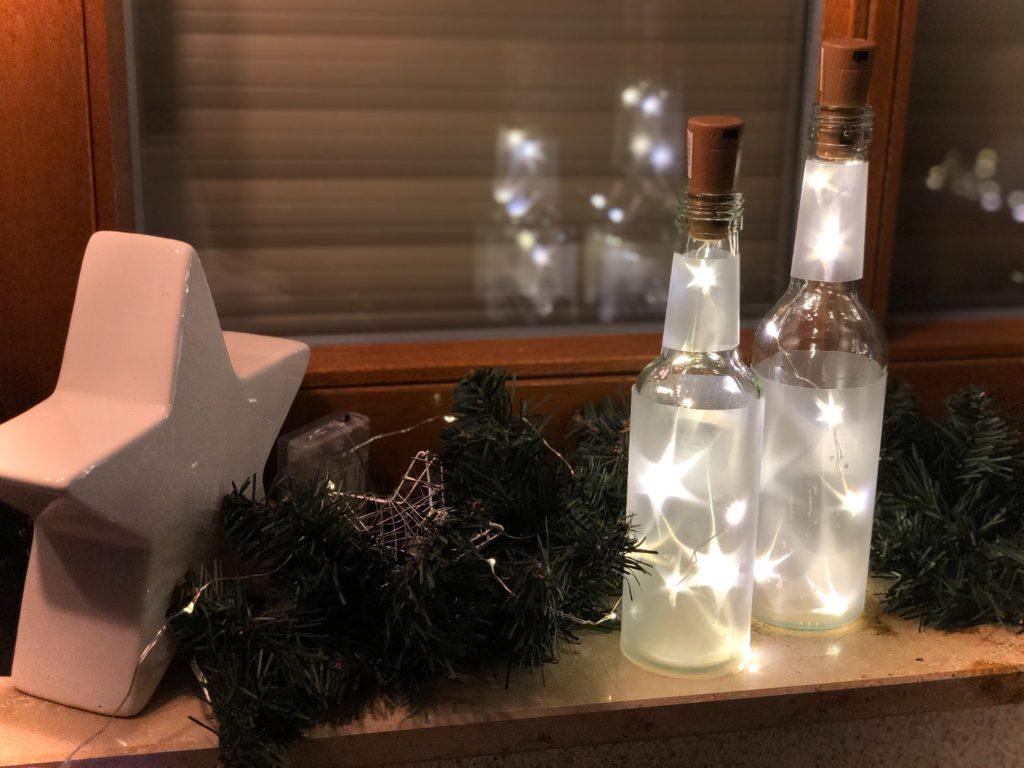 Flaschenlichter