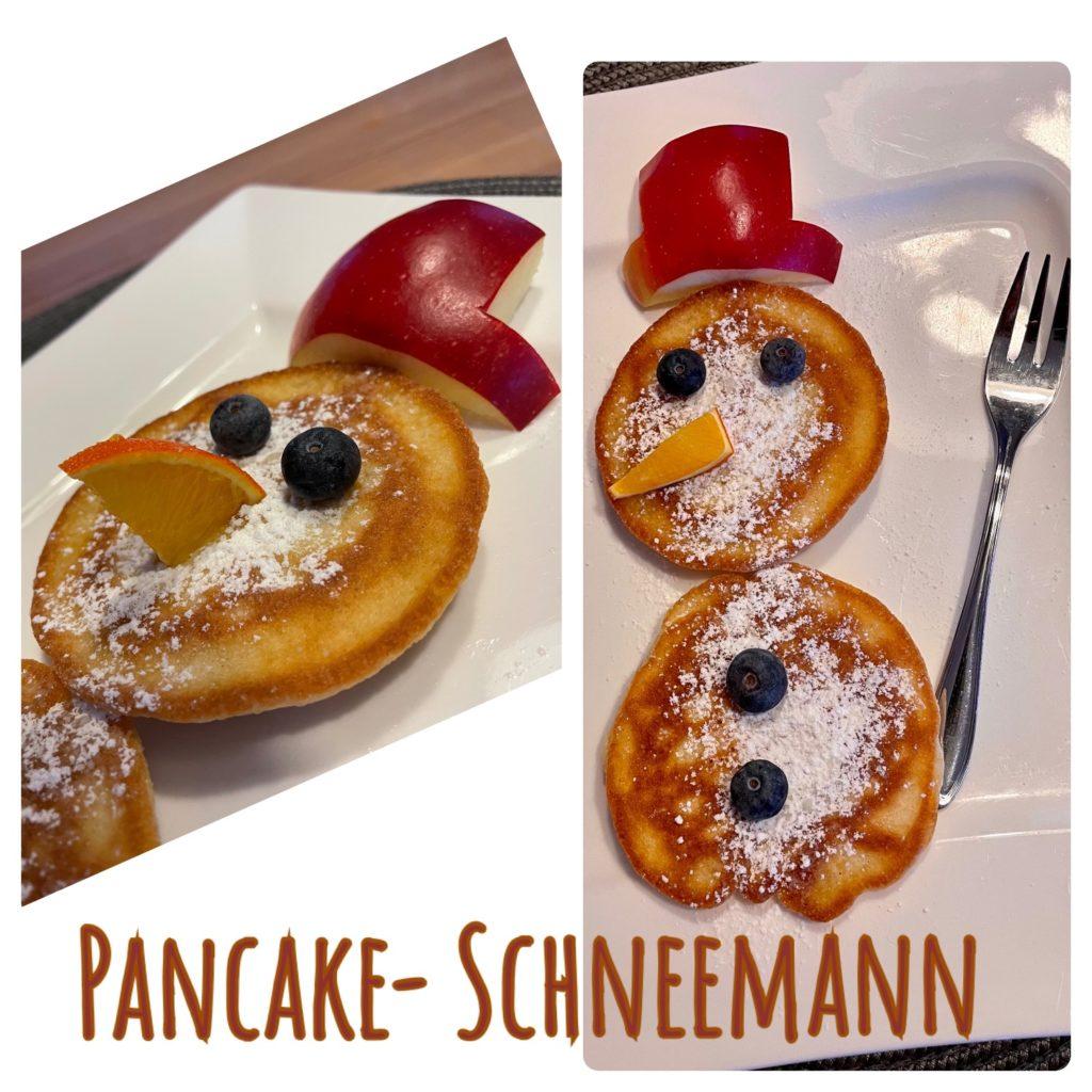Pancake Schneemann