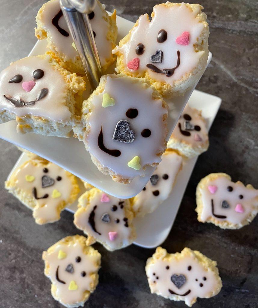 Mini-Amerikaner (Cake Pops) für die Liebsten