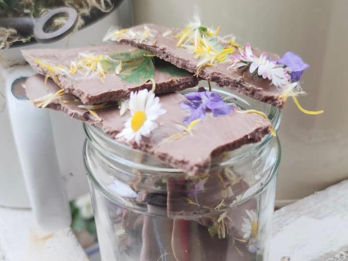 Wiesenschokolade