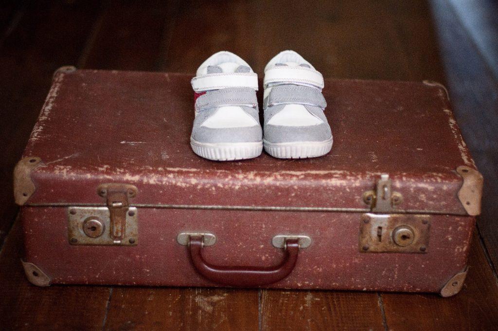 Konzentrationsspiel Koffer packen