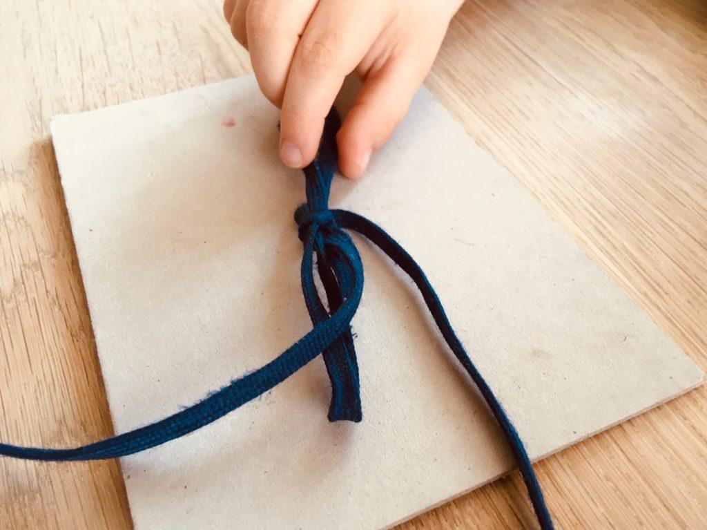 Schleife binden lernen – 3 Varianten