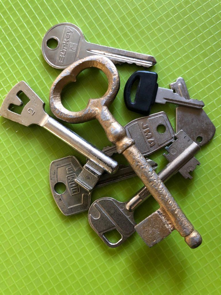 Schlüsselspiel