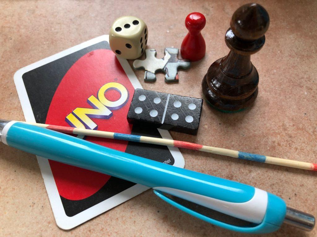 Spiel mit dem Spiel