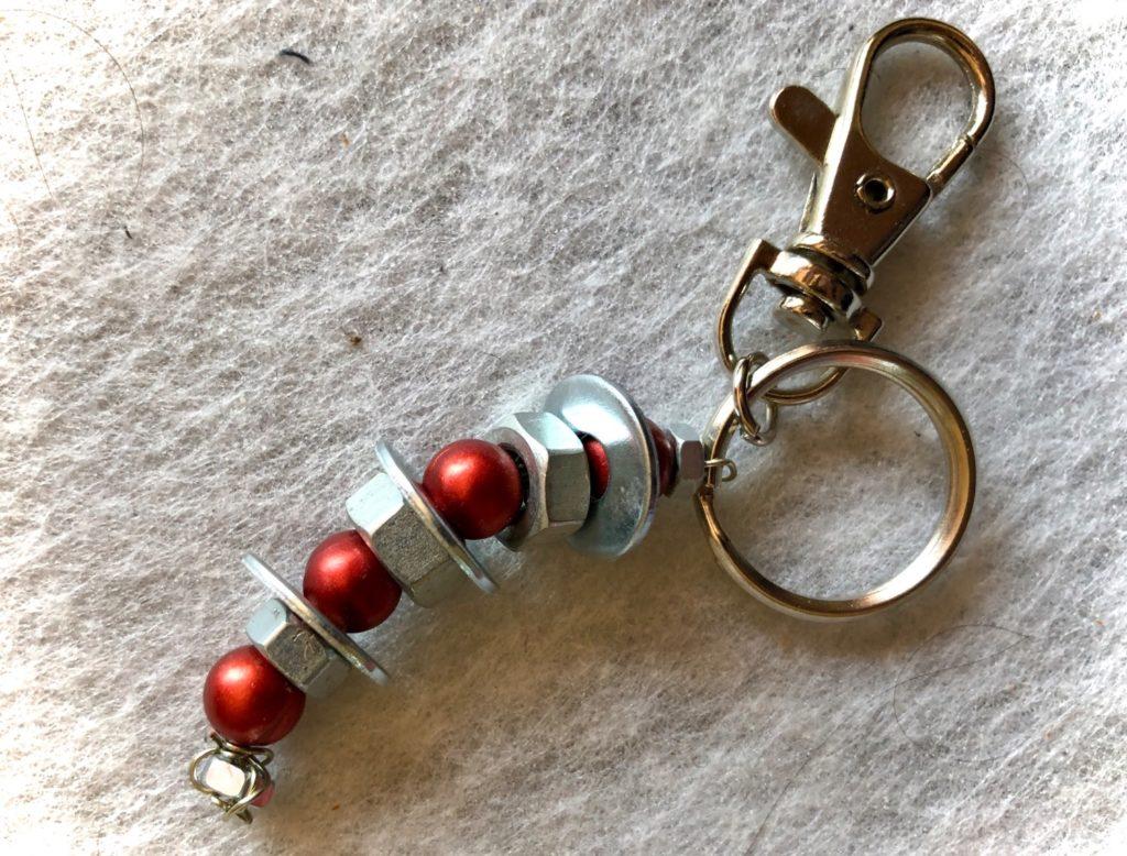 Schlüsselanhänger basteln