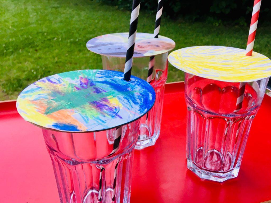 Glas-Abdeckungen (3 Varianten)